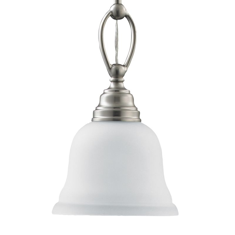 Sea Gull Lighting 61625BLE Wheaton 1 Light Energy Star Title 24 Mini