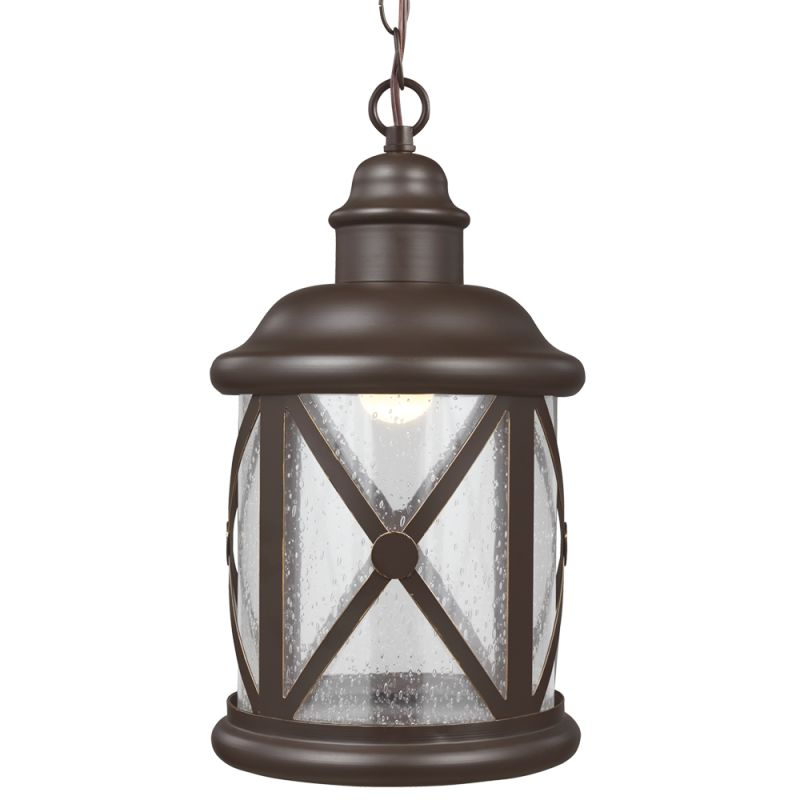 Sea Gull Lighting 6221492S Lakeview LED Outdoor Pendant Antique Bronze Sale $218.00 ITEM: bci2665753 ID#:6221492S-71 UPC: 785652273391 :
