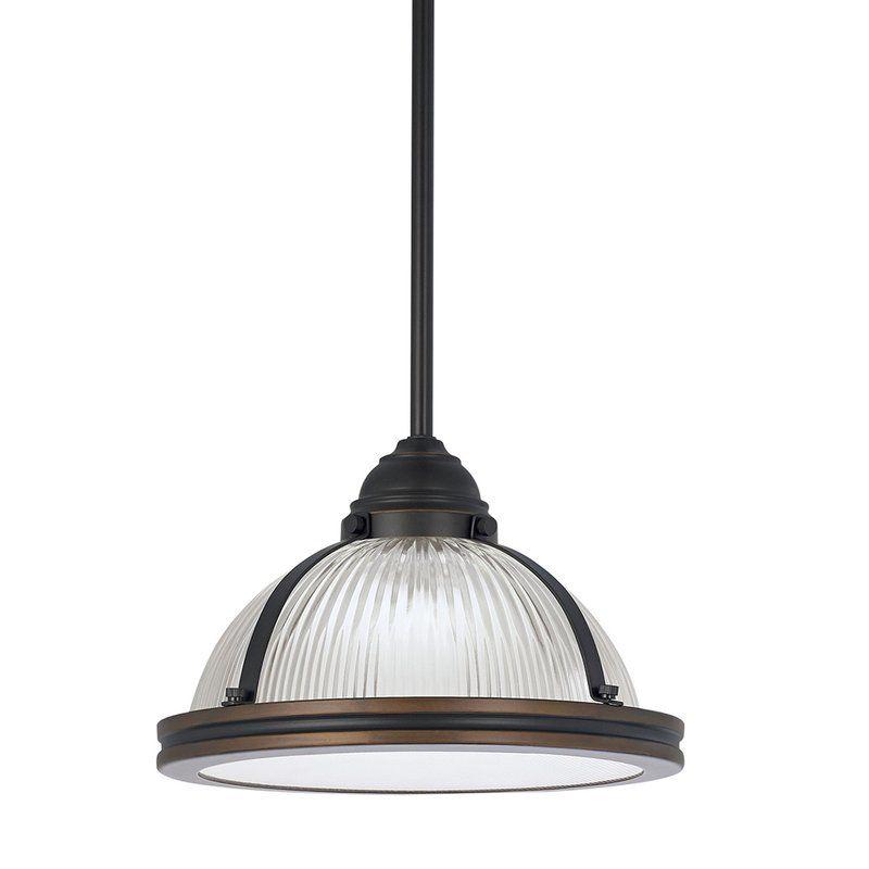 Sea Gull Lighting 65060BLE Prat Street 1 Light Energy Star Title 24