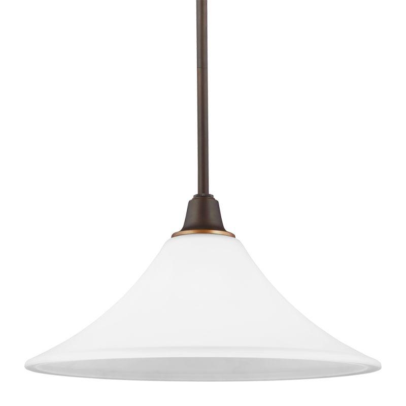Sea Gull Lighting 6513201BLE Metcalf 1 Light Energy Star Full Sized