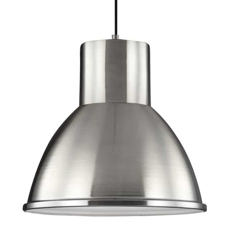 Sea Gull Lighting 6517401 Division Street 1 Light Full Sized Pendant