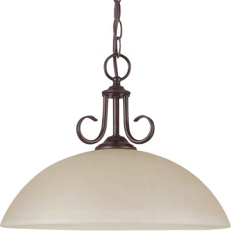 Sea Gull Lighting 65316BLE Lemont 1 Light Energy Star Title 24 Full