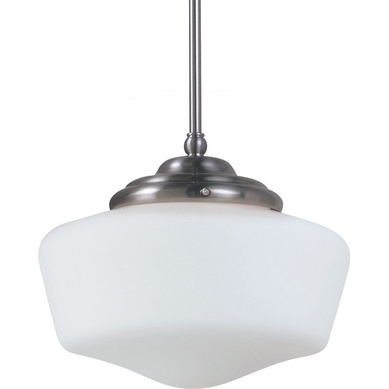 Sea Gull Lighting 65438BLE Academy 1 Light 13&quote Diameter Energy Star