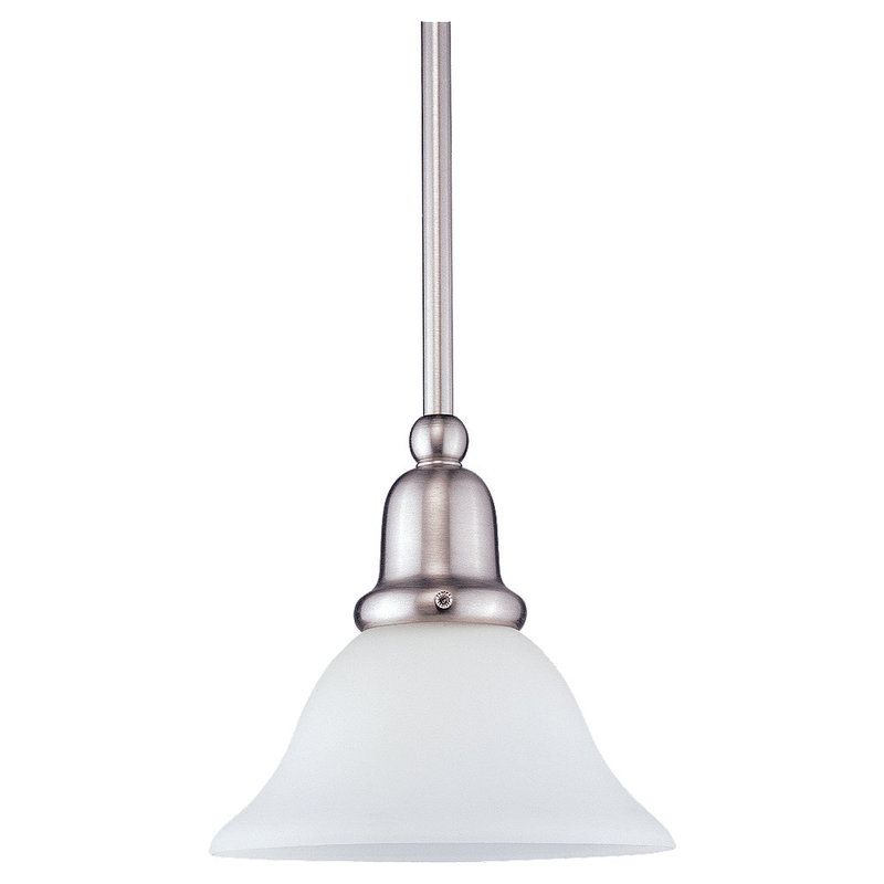 Sea Gull Lighting 69459BLE Sussex 1 Light Energy Star Title 24 Mini