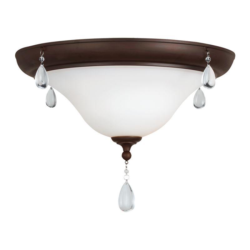 Sea Gull Lighting 7510502 West Town 2 Light Flush Mount Ceiling