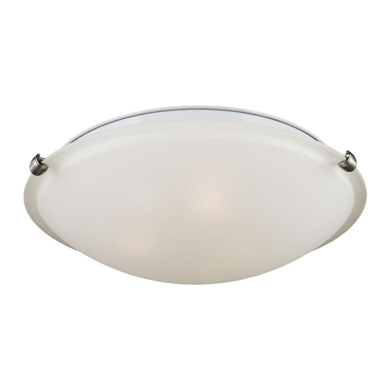 Sea Gull Lighting 7543503BLE 3 Light Energy Star Flush Mount Ceiling