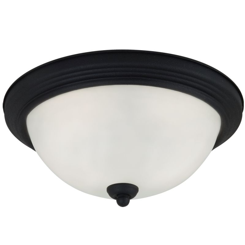 Sea Gull Lighting 77063S Ceiling Flush Mount 1 Light Energy Star Flush