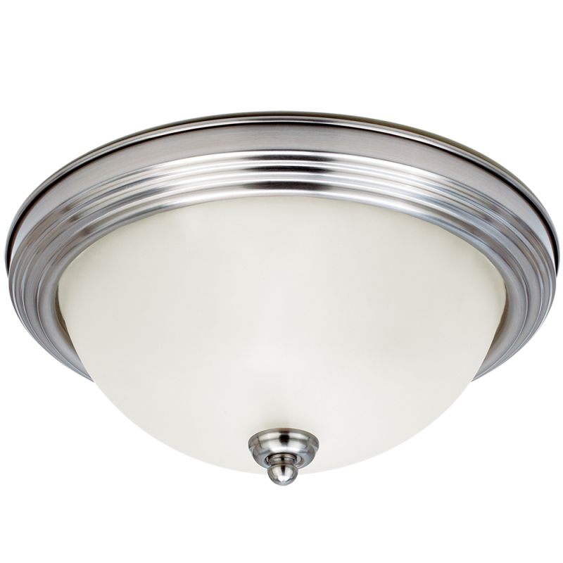 Sea Gull Lighting 77064S Ceiling Flush Mount 1 Light Energy Star Flush Sale $41.00 ITEM: bci2349906 ID#:77064S-962 UPC: 785652249310 :