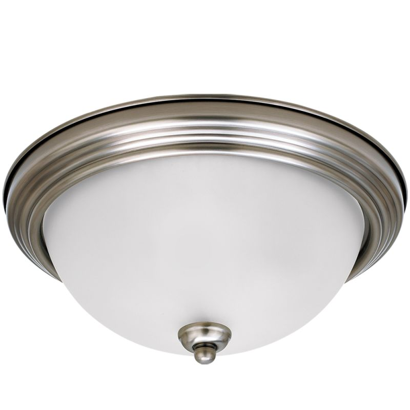 Sea Gull Lighting 77064S Ceiling Flush Mount 1 Light Energy Star Flush Sale $41.00 ITEM: bci2349907 ID#:77064S-965 UPC: 785652249327 :