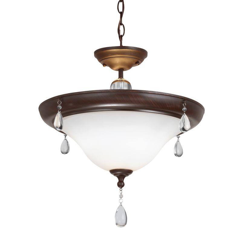 Sea Gull Lighting 7710502BLE West Town 2 Light Energy Star Full Sized