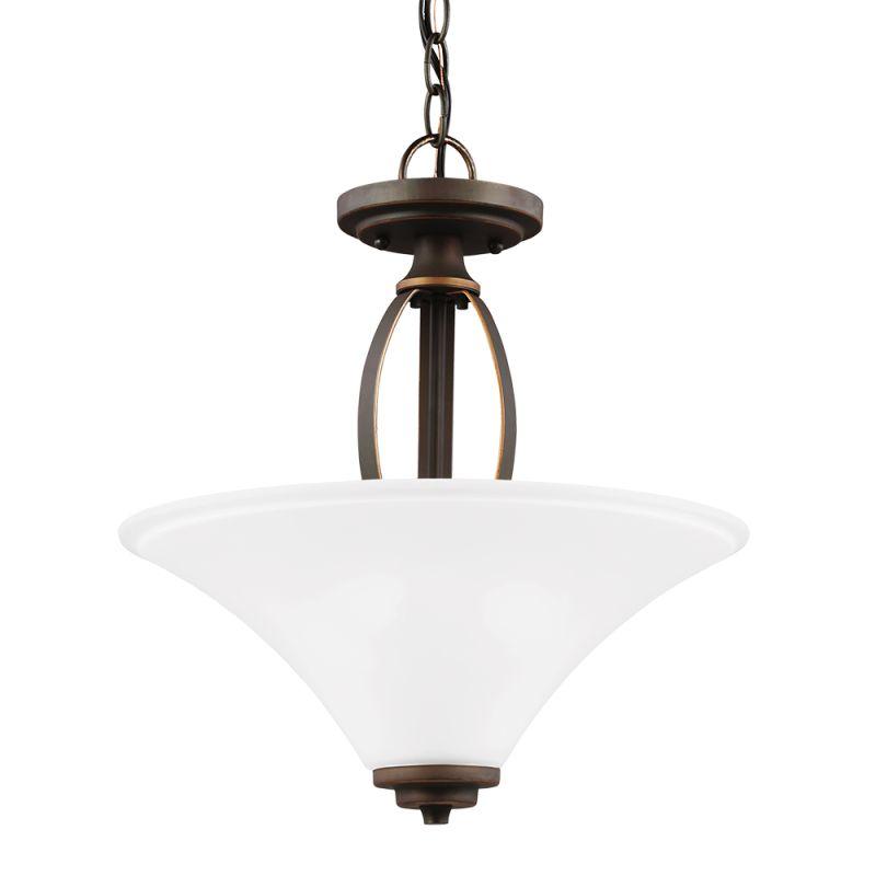 Sea Gull Lighting 7713202BLE Metcalf 2 Light Energy Star Full Sized