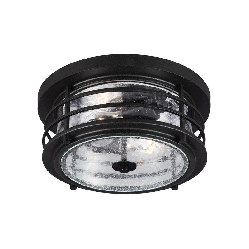 Sea Gull Lighting 7824402BLE Sauganash 2 Light Outdoor Flush Mount Sale $266.50 ITEM: bci2349955 ID#:7824402BLE-12 UPC: 785652246180 :
