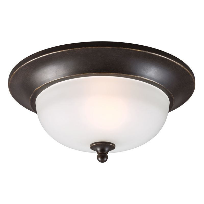 Sea Gull Lighting 7827401 Humboldt Park 1 Light Outdoor Flush Mount Sale $35.00 ITEM: bci2349970 ID#:7827401-780 UPC: 785652239946 :