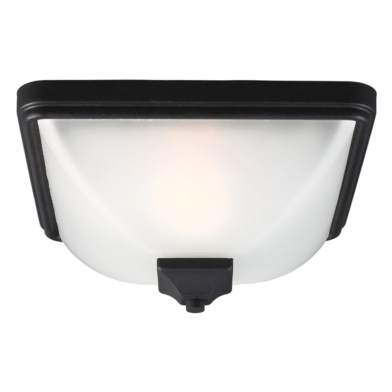Sea Gull Lighting 7828401BLE Irving Park 1 Light Outdoor Flush Mount Sale $38.00 ITEM: bci2349983 ID#:7828401BLE-12 UPC: 785652238543 :