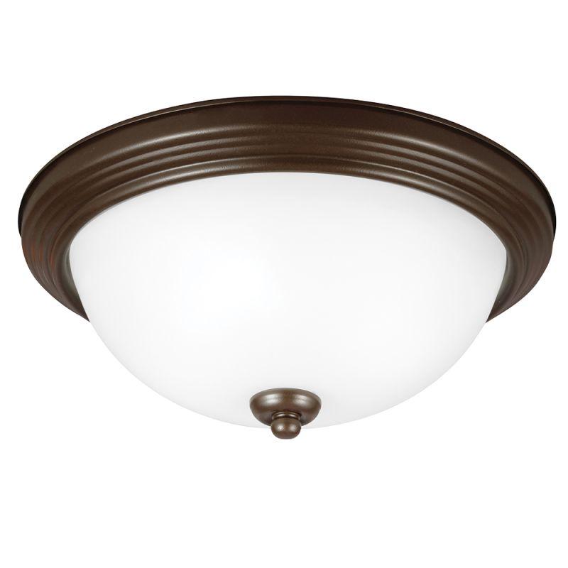 Sea Gull Lighting 79565BLE Ceiling Flush Mount 3 Light Energy Star