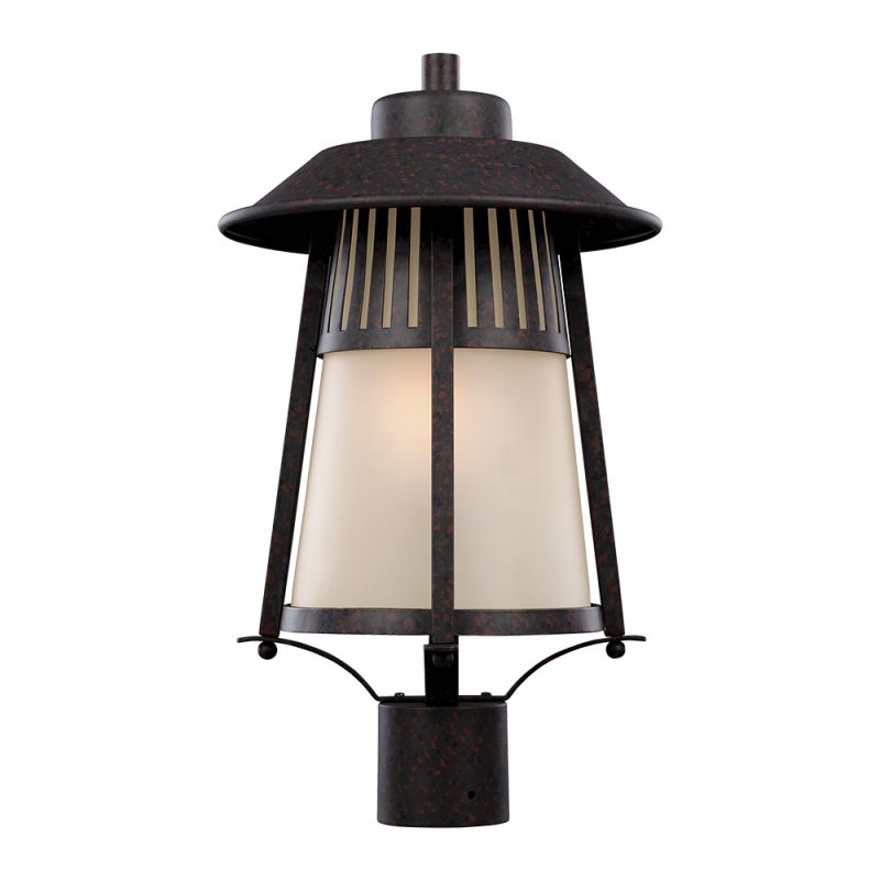 Sea Gull Lighting 8211701 Hamilton Heights 1 Light Outdoor Post Light