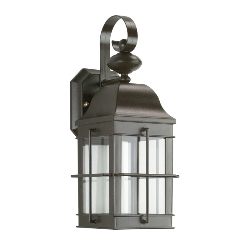 Sea Gull Lighting 8505891S LED Wall Lanterns 1 Light Outdoor Lantern Sale $190.00 ITEM: bci2487813 ID#:8505891S-10 UPC: 785652260636 :