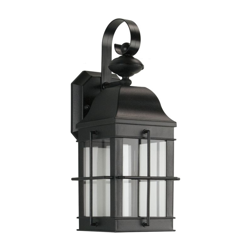 Sea Gull Lighting 8505891S LED Wall Lanterns 1 Light Outdoor Lantern Sale $190.00 ITEM: bci2487814 ID#:8505891S-12 UPC: 785652260643 :