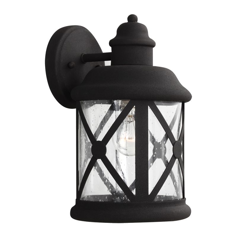 "Sea Gull Lighting 8621401 Lakeview 1 Light 6.875"" Wide Outdoor Lantern"