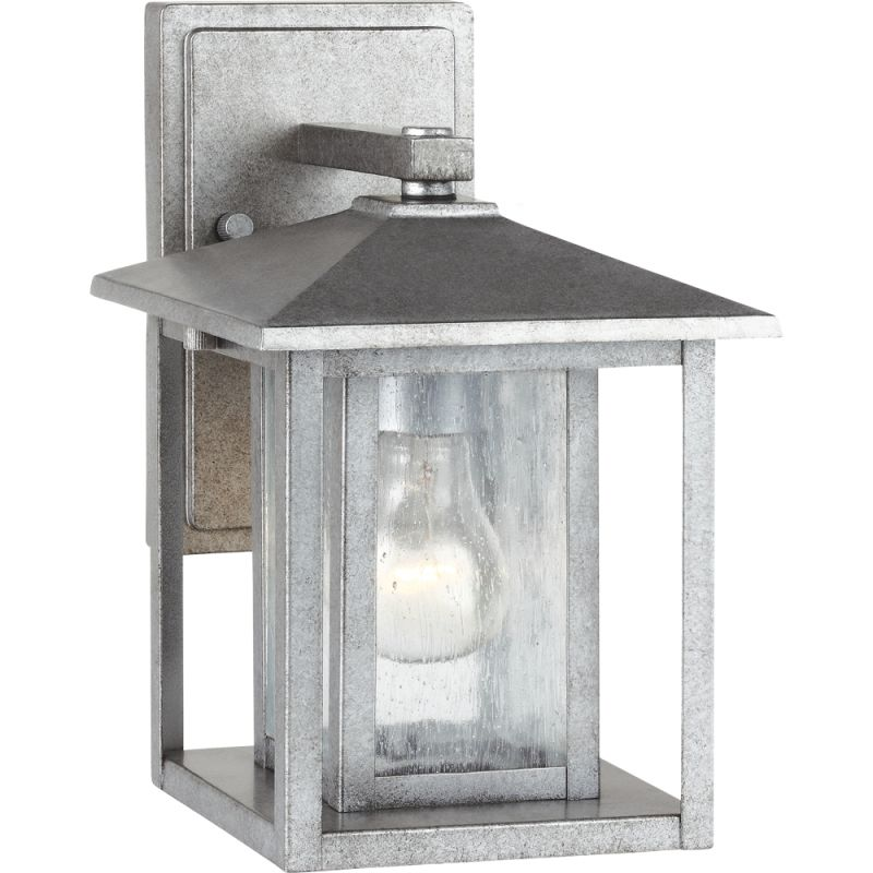 Sea Gull Lighting 88025 Hunnington 1 Light Outdoor Lantern Wall Sconce Sale $107.00 ITEM: bci2170034 ID#:88025-57 UPC: 785652224072 :