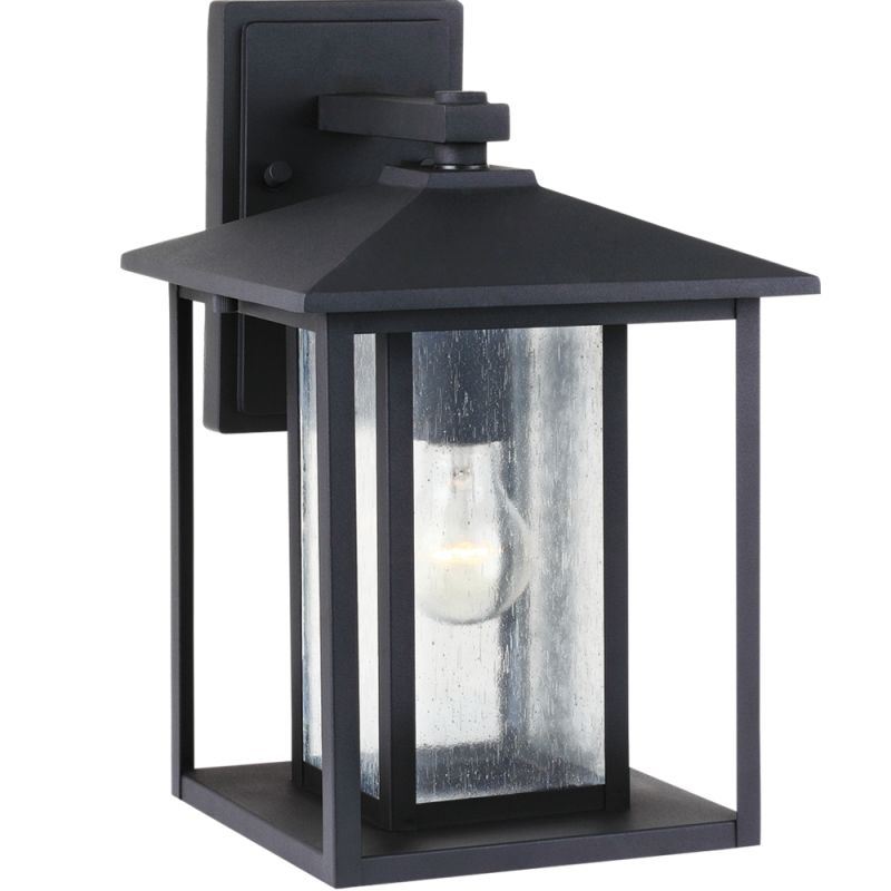Sea Gull Lighting 88027 Hunnington 1 Light Outdoor Lantern Wall Sconce