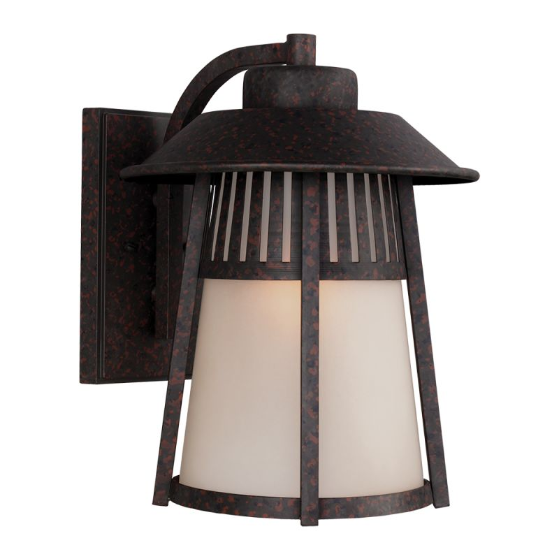 Sea Gull Lighting 8811701 Hamilton Heights 1 Light Reversible Lantern