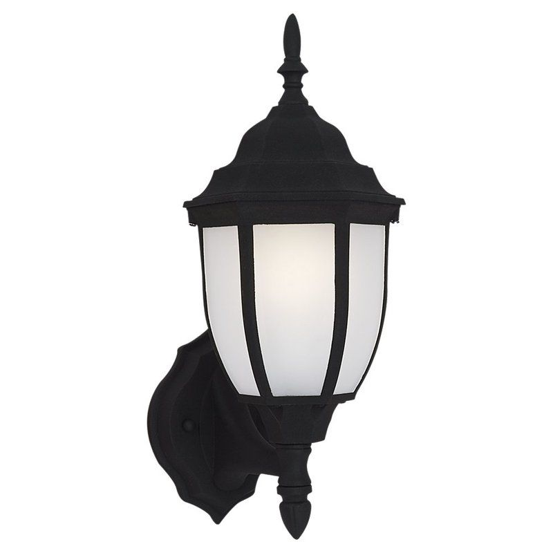 Sea Gull Lighting 88940BLE Bakersville 1 Light Outdoor Lantern Wall