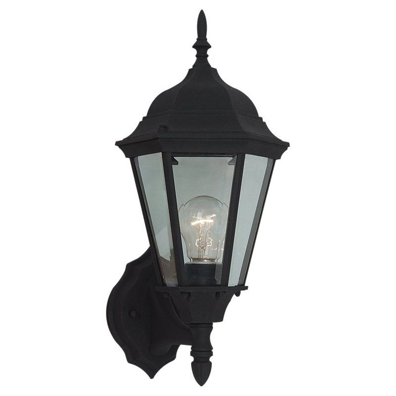 Sea Gull Lighting 88941 Bakersville 1 Light Outdoor Lantern Wall