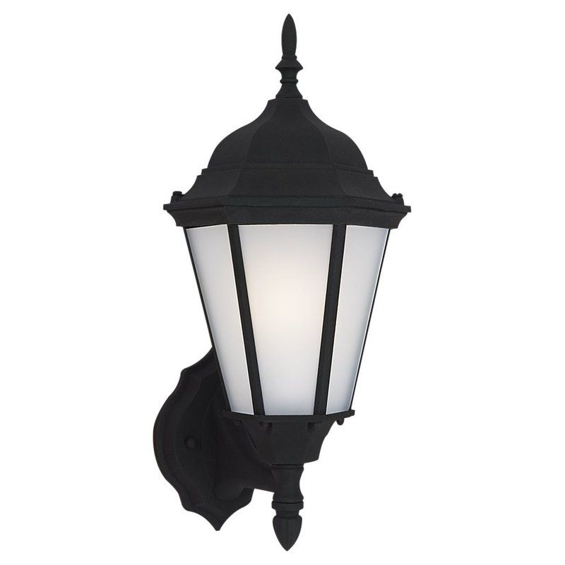 Sea Gull Lighting 88941BLE Bakersville 1 Light Outdoor Lantern Wall