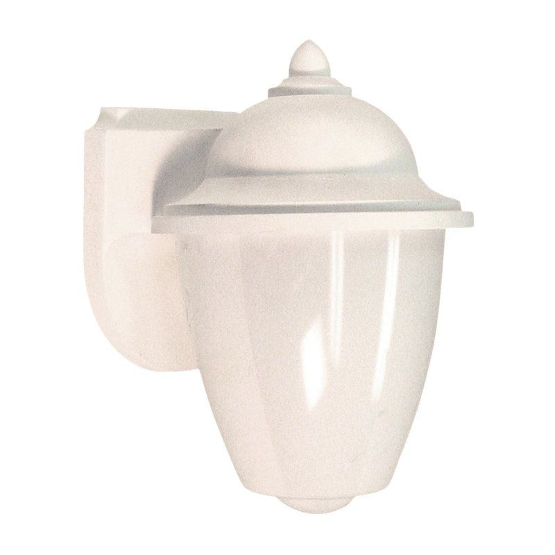 Sea Gull Lighting 89018BLE Lormont 1 Light Outdoor Lantern Wall Sconce