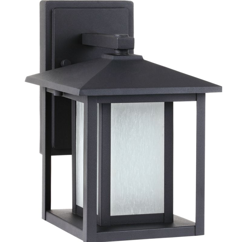 Sea Gull Lighting 89029BLE Hunnington 1 Light Outdoor Lantern Wall