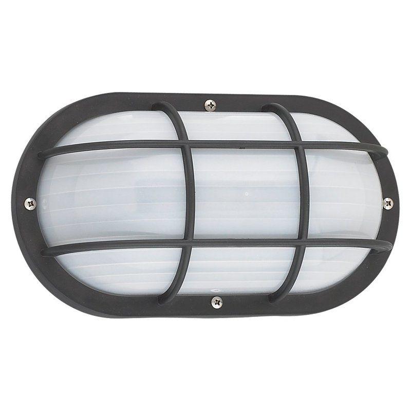 Sea Gull Lighting 89806BLE Bayside 1 Light ADA Compliant Outdoor Wall