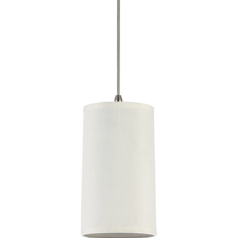 Sea Gull Lighting 94626 Jaymes 1 Light Mini Pendant Cream Silk Dupion Sale $34.00 ITEM: bci2170046 ID#:94626-992 UPC: 785652216718 :