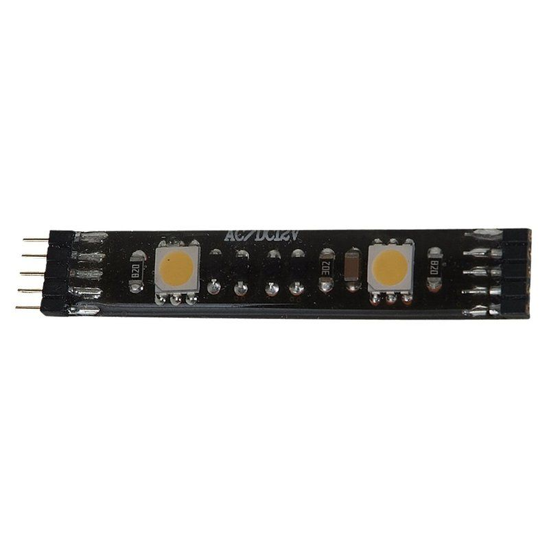 Sea Gull Lighting 98675SW 12V LED Under Cabinet Tape Lights Black