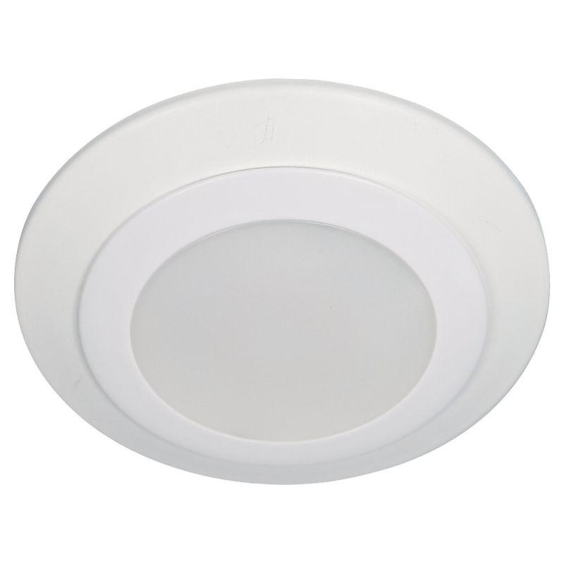 sea gull lighting 14602s 15 white traverse led 4 recessed. Black Bedroom Furniture Sets. Home Design Ideas