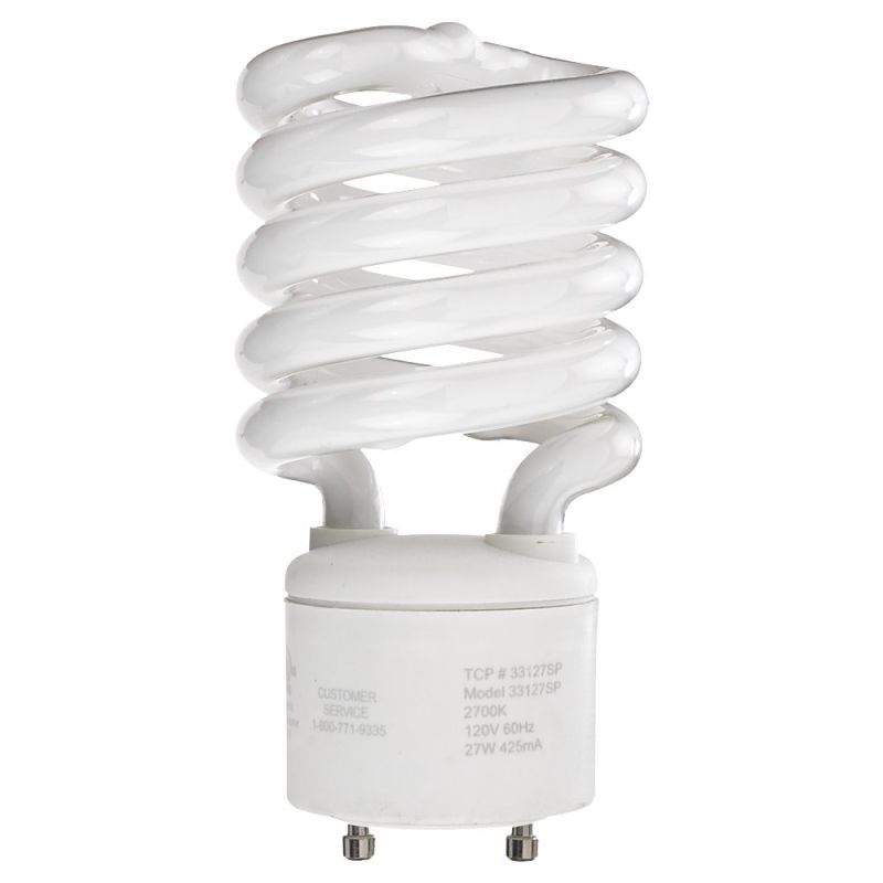Sea Gull Lighting 97109 23w GU24 CFL Fluorescent-Light Bulb Bulbs Sale $15.50 ITEM: bci2061247 ID#:97109 UPC: 785652207945 :