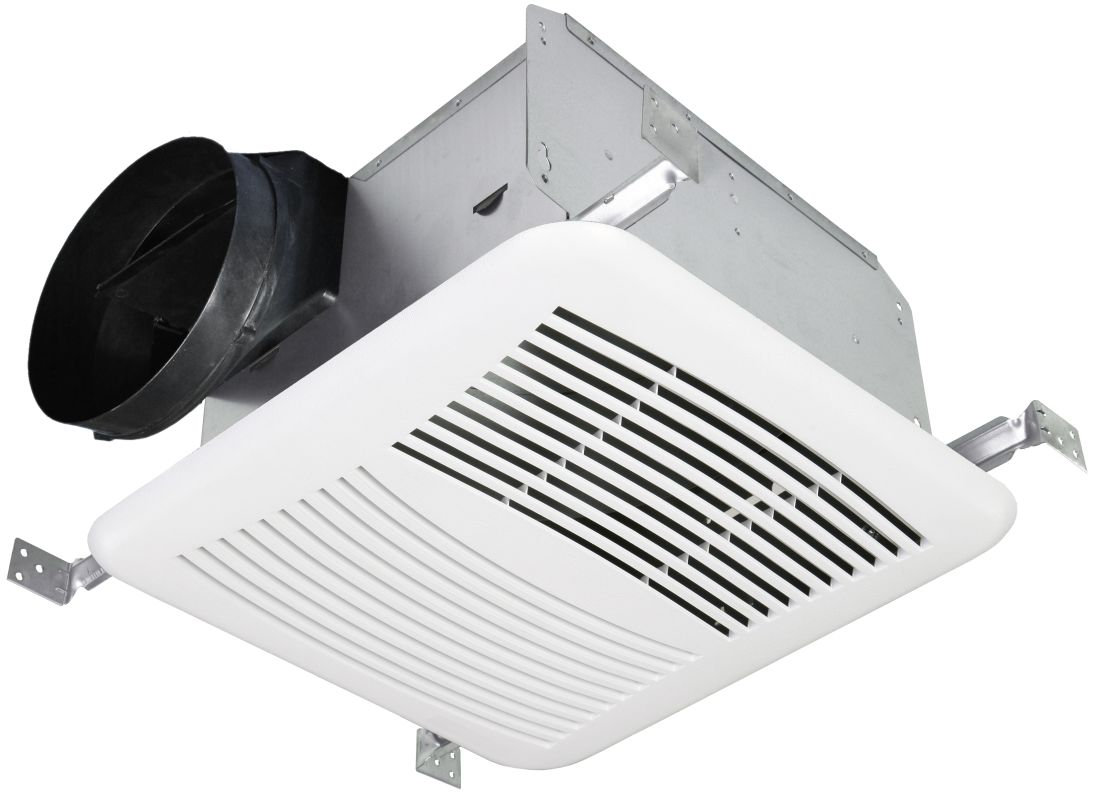 "Soler And Palau PC150 150 CFM Ceiling Bath Fan with 6"" Round Duct and"