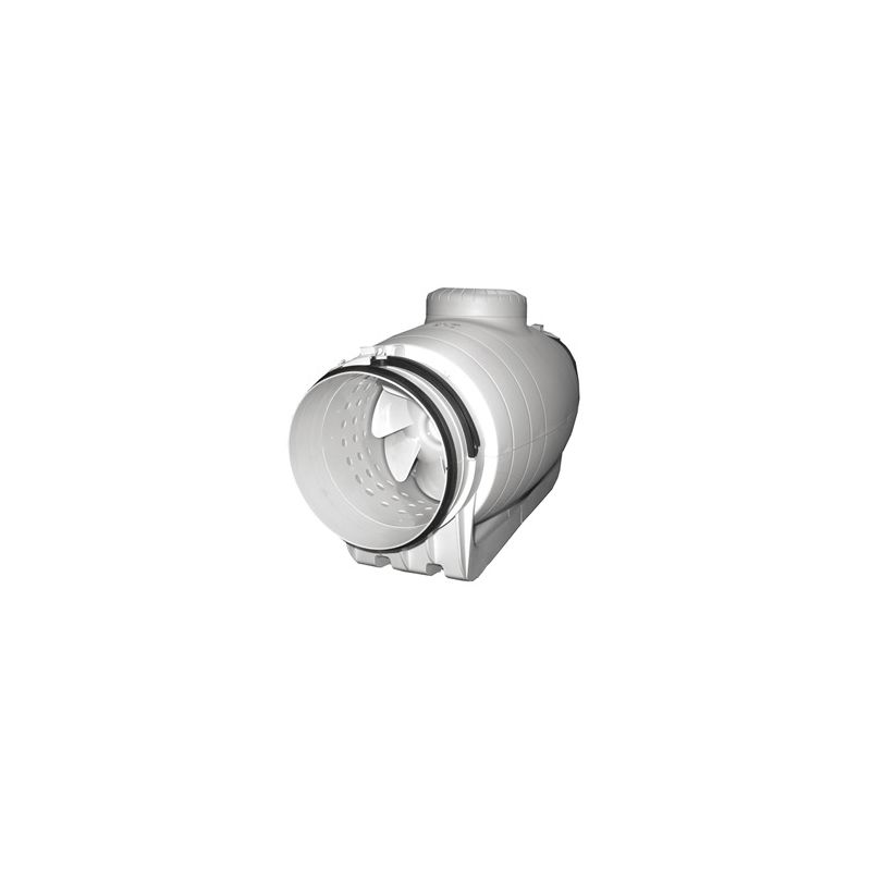 Soler and Palau TD-200S Extremely Quiet 8 Inch Inline Mixed Flow Duct