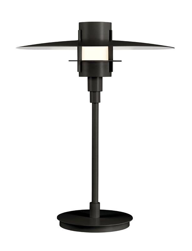 "Sonneman 1706 Single Light 27.5"" Down Lighting Table Lamp with Disc"