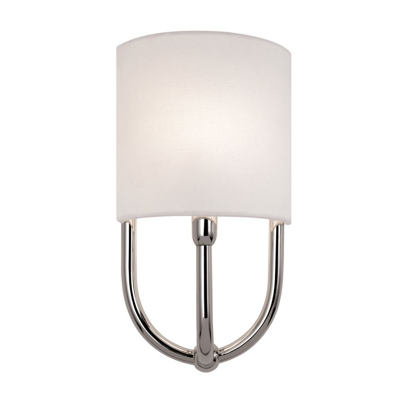 Sonneman 1833 Intermezzo 1 Light ADA Compliant Wall Sconce with White