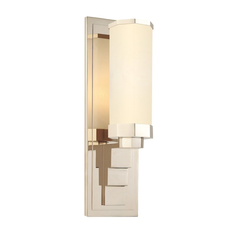 Sonneman 1835.35 Polished Nickel Contemporary Scala Wall Sconce