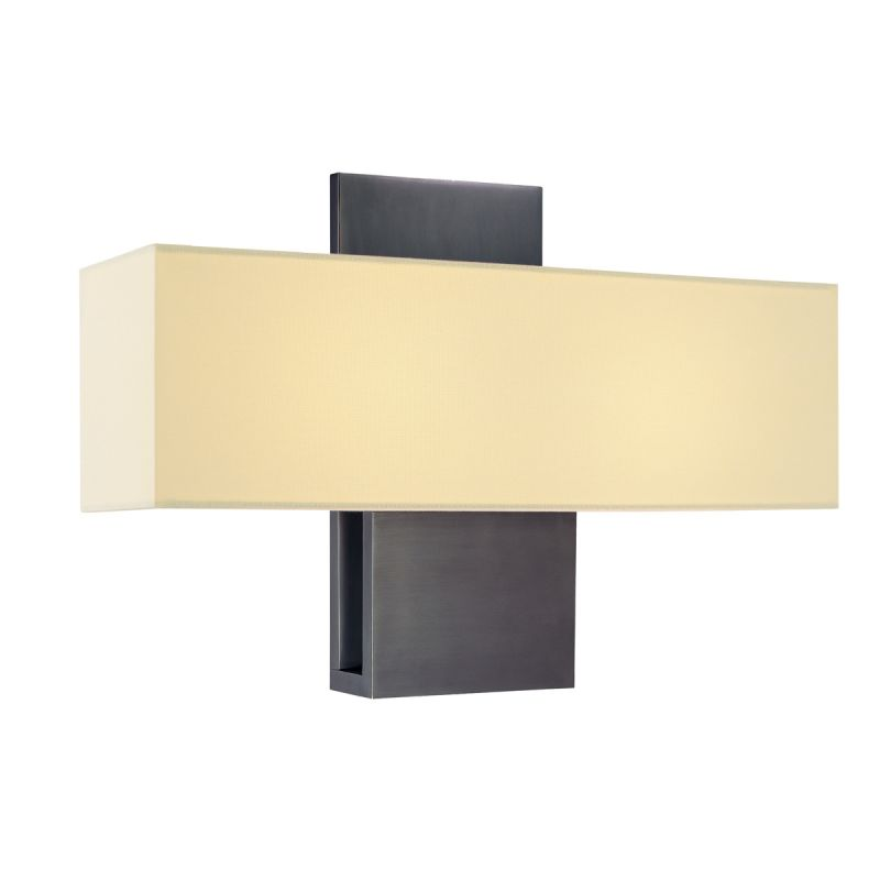 Sonneman 1861F Ombra 2 Light ADA Compliant Wall Sconce with Cream