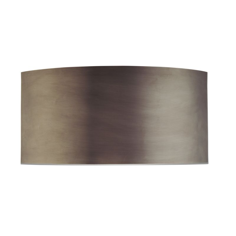 Sonneman 1880.24 Rubbed Bronze Contemporary Dianelli Wall Sconce