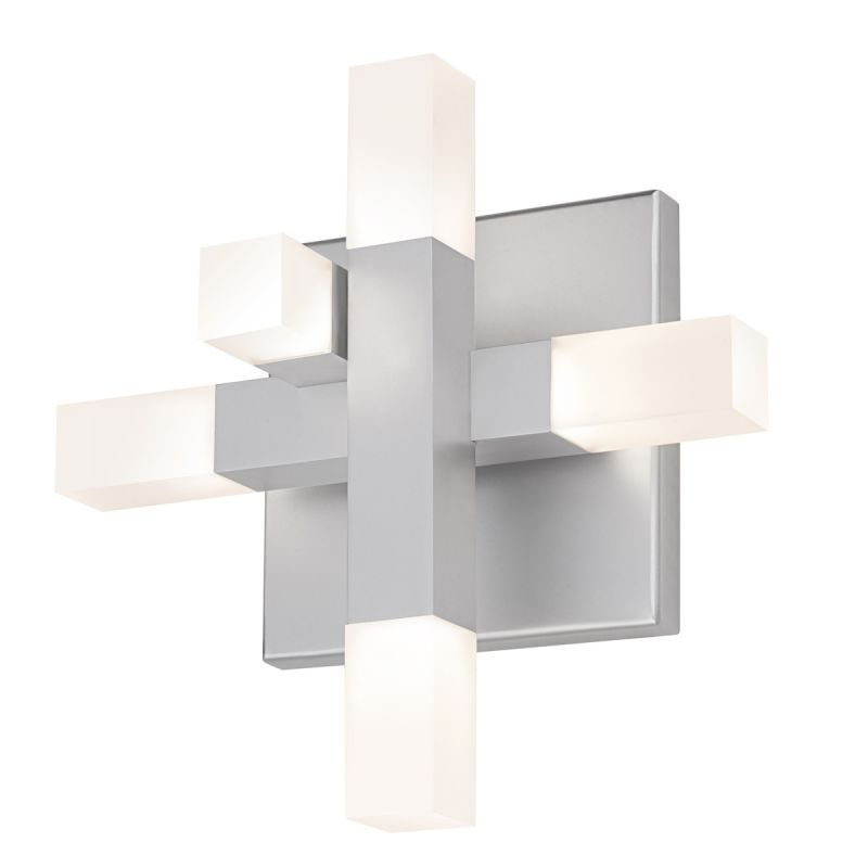 Sonneman 2110 Connetix 5 Light ADA Compliant LED Wall Sconce with Sale $470.00 ITEM: bci2039972 ID#:2110.16 UPC: 872681043382 :