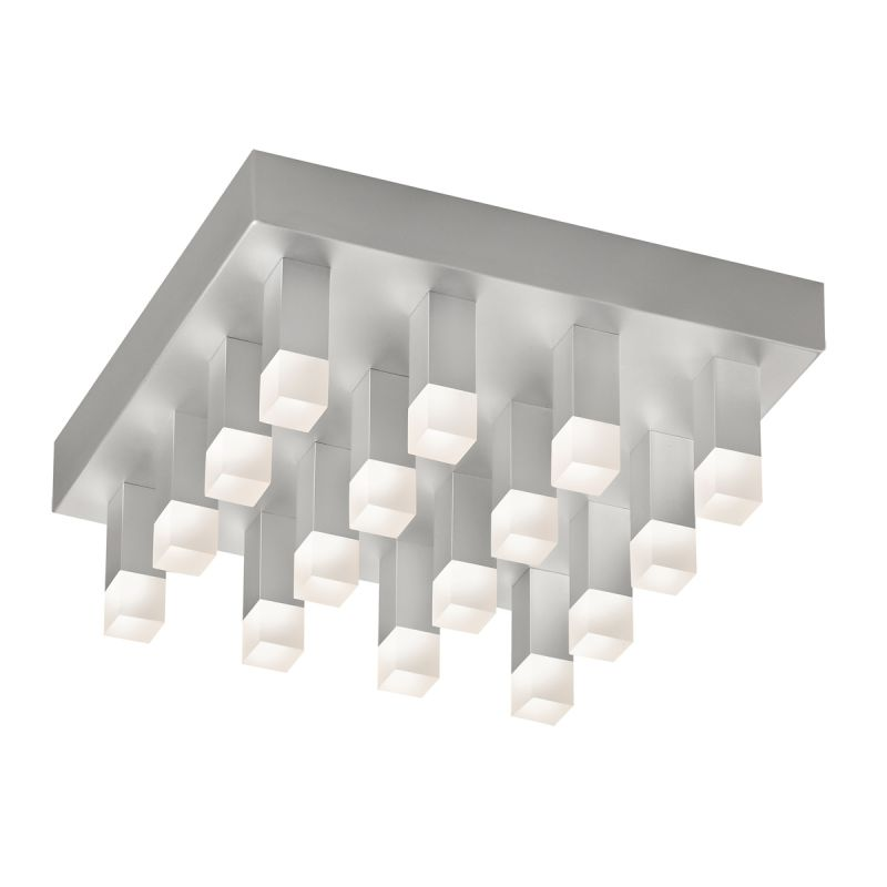 Sonneman 2122 Connetix LED Flushmount Ceiling Fixture with Frosted