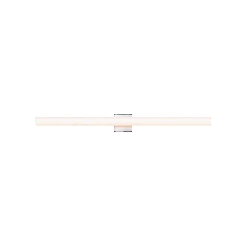 "Sonneman 2433-FT Tubo Slim 40"" LED Bathroom Bath Bar with Flat Trim"