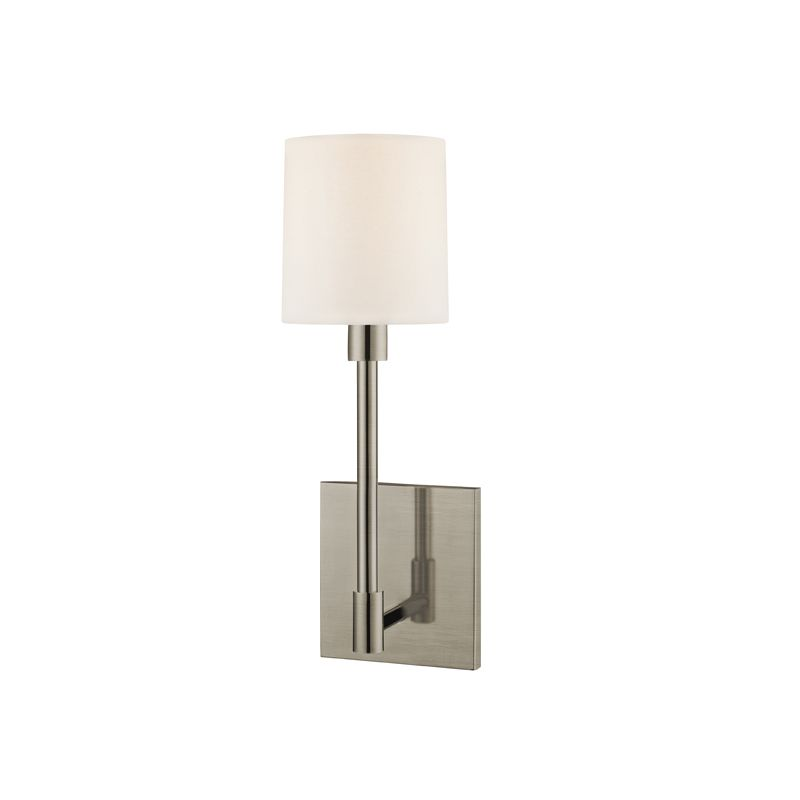 Sonneman 2470 Embassy 1 Light LED Wall Sconce with Cotton White Shade Sale $270.00 ITEM: bci2406173 ID#:2470.13 UPC: 872681054845 :
