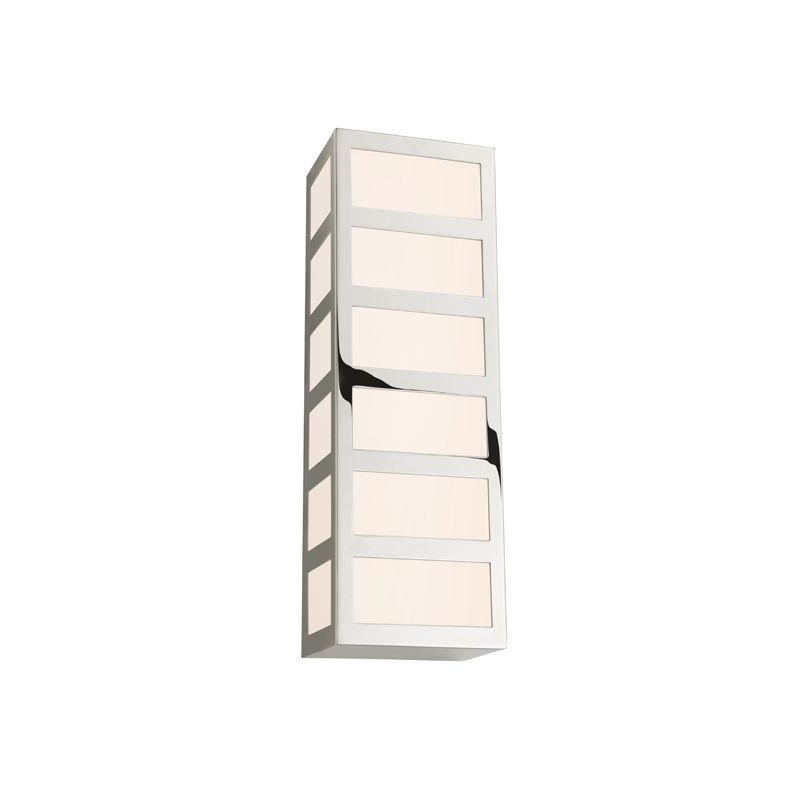Sonneman 2511 Capital 1 Light ADA Compliant LED Wall Sconce with Glass Sale $470.00 ITEM: bci2406182 ID#:2511.35 UPC: 872681054937 :