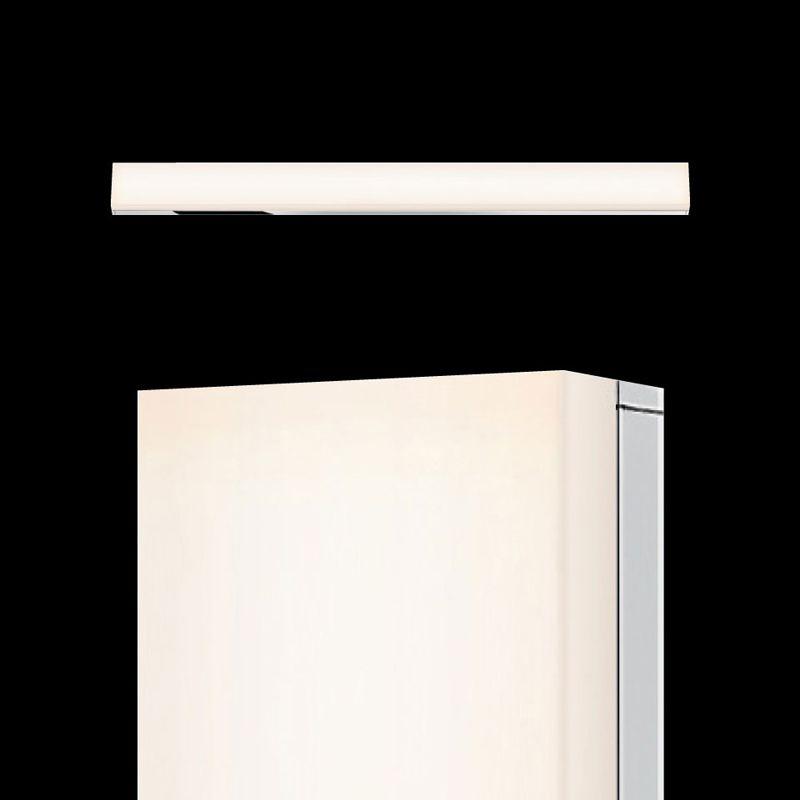 Sonneman 2544 Vanity 1 Light LED Wall Sconce Polished Chrome Indoor Sale $590.00 ITEM: bci2655505 ID#:2544.01 UPC: 872681061744 :