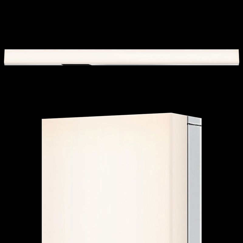 Sonneman 2545 Vanity 1 Light LED Wall Sconce Polished Chrome Indoor Sale $750.00 ITEM: bci2655506 ID#:2545.01 UPC: 872681061768 :